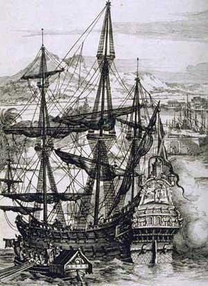 Elisabeth y la Gran y Felicísima Armada